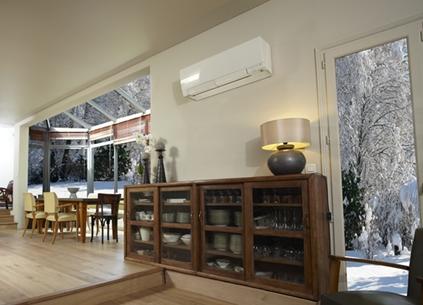 Climatisation pompe à chaleur