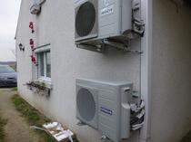 Climatisation local technique Orléans