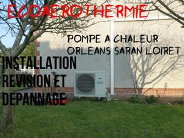 climatisation pompe à chaleur Hitachi loiret Orléans et Saran