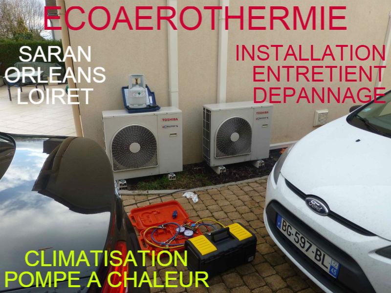 chauffage climatisation 45 loiret orl ans agglom ration pompe chaleur installation sav. Black Bedroom Furniture Sets. Home Design Ideas